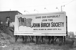 ARCHIVES: Growing Up in the John Birch Society