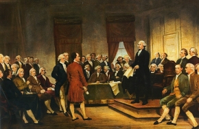 Conservative Infighting Over Article V — History